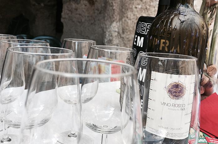 Cinque Quinti Wine